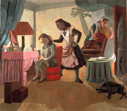 The Maids - Paula Rego